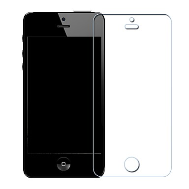Screen Protector for Apple iPhone SE / 5s / iPhone 5 Tempered Glass 1 pc Front Screen Protector 9H Hardness / Explosion Proof