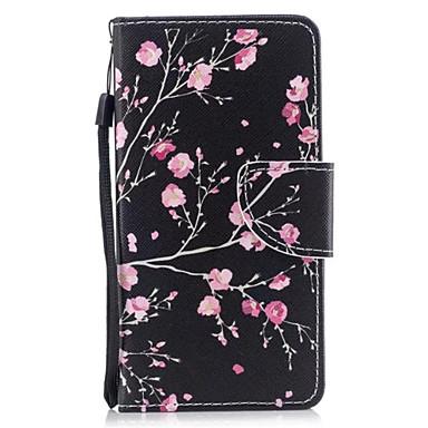 Con 8 Integrale carte Porta chiusura magnetica Apple Resistente Fiore portafoglio credito iPhone decorativo Per iPhone 06559171 di A X Custodia qZ47gXwn