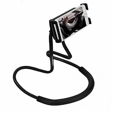 cheap Phone Holder-Bed / Desk Mount Stand Holder Foldable / Adjustable Stand / 360° Rotation Sports & Outdoors PC Holder