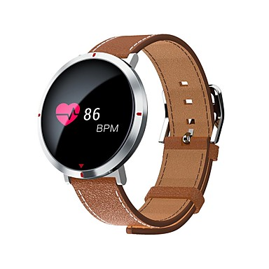 cheap Smart watches-A12 Unisex Smartwatch Android iOS Bluetooth APP Control Calories Burned Bluetooth Touch Sensor Pedometers Pulse Tracker Pedometer Call Reminder Activity Tracker Sleep Tracker / Sedentary Reminder