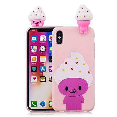 iPhone disegno iPhone Plus 7 Plus Morbido Plus 8 TPU iPhone Per retro Fantasia per 06583031 iPhone iPhone Custodia 8 X Apple iPhone 8 Gelato Per X T8wxqTEHA