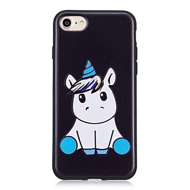 X iPhone iPhone Plus retro X Per Plus Unicorno iPhone 7 Custodia iPhone 8 06633671 TPU Per disegno per iPhone Fantasia 8 Morbido Apple 8 iPhone 4qnxU6ZxwI