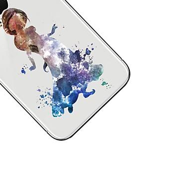 TPU X Per Apple X 8 Per 06610039 8 Transparente iPhone 8 Sexy Plus iPhone Custodia disegno retro iPhone Morbido iPhone Fantasia iPhone iPhone per fwaxd