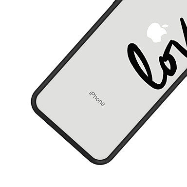 X animati X Frasi 06639327 per iPhone Acrilico Custodia Cartoni famose Per Per Resistente disegno iPhone 8 Apple Fantasia iPhone Plus retro 1wP6HAn