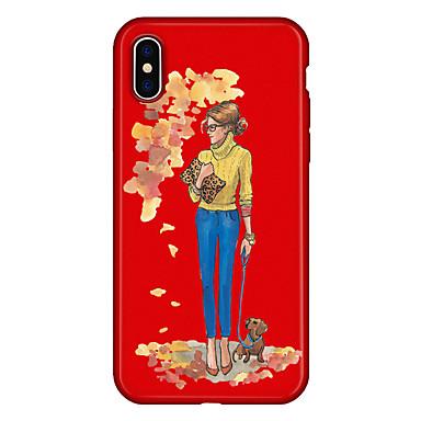 Fantasia iPhone cagnolino Per 06639302 X Apple disegno iPhone iPhone Per 8 Plus iPhone Con TPU per retro Custodia Sexy Cartoni Morbido animati X zEqf0w747
