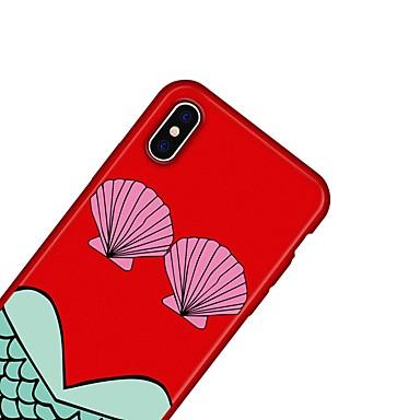 retro iPhone 8 Per iPhone Fantasia per animati 06639258 8 TPU Plus disegno 8 X Morbido iPhone Cartoni Per Custodia iPhone Apple Plus X iPhone dvqx4XU1w