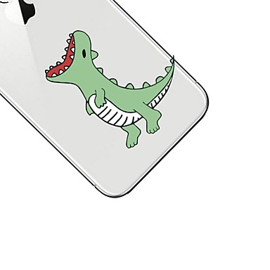Plus TPU per iPhone X iPhone Custodia retro Apple iPhone 06610035 iPhone iPhone Animali Fantasia Per X 8 Transparente Morbido 8 Per disegno 8 4HwqSO4