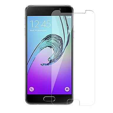 Näytönsuojat varten Samsung Galaxy A3(2016) Karkaistu lasi 1 kpl Näytönsuoja 9H kovuus / Naarmunkestävä