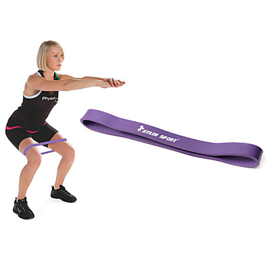KYLINSPORT Egzersiz Direnç Bantları İle 1 pcs Silgi Atletik Eğitimi Kuvvet Antrenmanı, Barfiks Çekme, Fizik Tedavi İçin Yoga / Pilates / Fitness Ev / Ofis