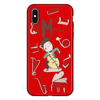 iPhone 8 Plus retro Cartoni 06639297 animati Plus iPhone iPhone Per Fantasia 8 Apple Custodia Morbido disegno X iPhone per Per 8 iPhone TPU X wYvIIxpqHP