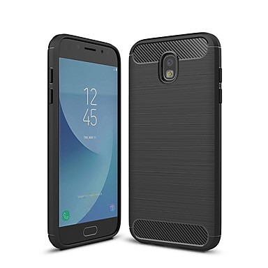 [$5.49] Case For Samsung Galaxy J5 (2017) J3 (2017) Shockproof Back Cover Solid Colored Soft TPU for J7 (2017) J5 (2017) J3 (2017)
