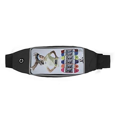 voordelige Universele hoesjes & tasjes-hoesje Voor Samsung Galaxy S9 Plus Waterbestendig / met venster Buideltas Effen Zacht Kumi