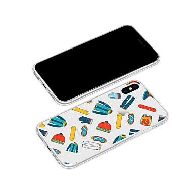 iPhone 06715517 X iPhone Per Custodia Fantasia iPhone iPhone Per Plus disegno animati X retro Morbido per 8 Cartoni Apple Plus 8 TPU a1xq1wACT