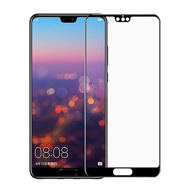 Screen Protector for Huawei Huawei P20 lite Tempered Glass 1 pc Front Screen Protector High Definition (HD) / 9H Hardness / Explosion Proof #06673808