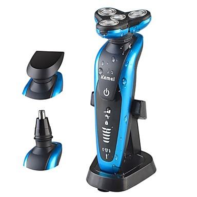 Kemei Električni aparati za brijanje za Muškarci 100-240 V Multifunkcionalni / Ručni dizajn / Svjetlo i praktično