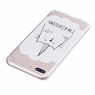 retro iPhone X X iPhone iPhone 8 Per disegno iPhone 06697396 Fantasia Plus per Morbido 8 Per Plus Unicorno Custodia TPU Apple iPhone 8 anFwxvvS