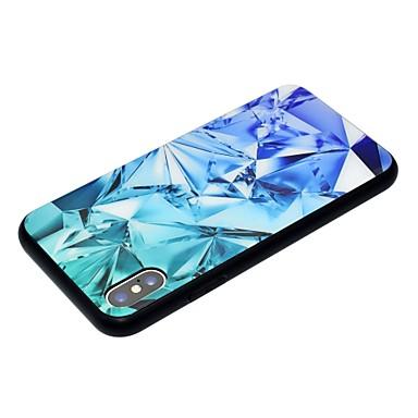 Plus Resistente Per 8 disegno Geometrica 8 iPhone X Custodia retro iPhone iPhone temperato X Vetro Apple Fantasia per 06711926 Per iPhone 8nxwP1FwHq