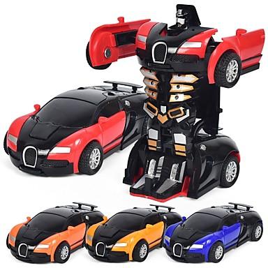لعبة سيارات سيارة / إنسان آلي التحويلية / كوول سبيكة معدنية الطفل هدية 1 pcs