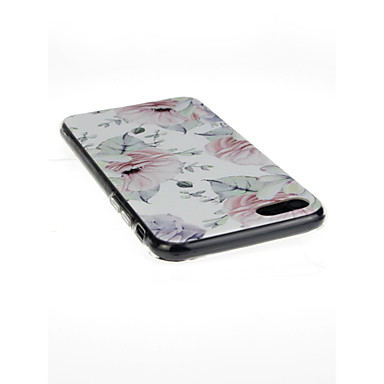 X 7 Plus X 8 Ultra sottile Per iPhone Per Adorabile 06680700 iPhone iPhone Fantasia Apple TPU Custodia Morbido iPhone retro disegno 8 Paesaggi iPhone per XCFxq1U