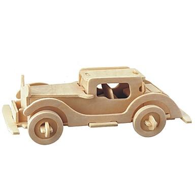 تركيب خشبي / ألعاب المنطق و التركيب سيارة مدرسة / تصميم جديد / المستوى المهني خشبي 1 pcs للأطفال الجميع هدية