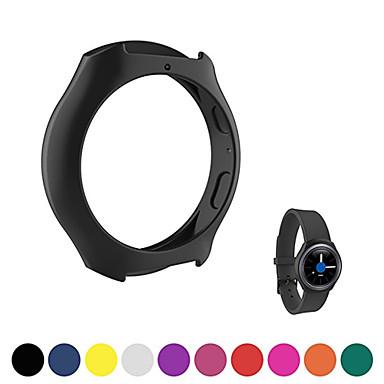 voordelige Horlogebandjes voor Samsung-hoesje Voor Samsung Galaxy Gear S2 silica Gel Samsung Galaxy