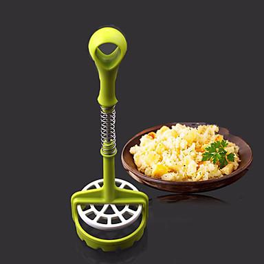 PP(بولي بروبلين) يدوي المطبخ الإبداعية أداة أدوات أدوات المطبخ Everyday Use لأواني الطبخ 1PC