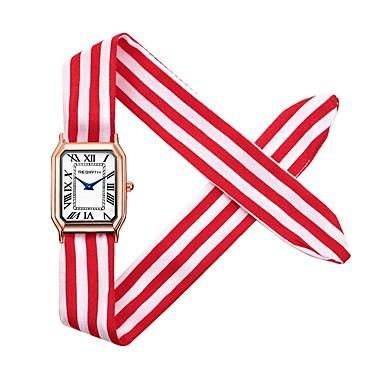 REBIRTH Relógio de Pulso Emissores Cronógrafo, Fofo, Criativo Dourado / Preto / Branco / Vermelho / Dourado / Vermelho / Um ano / Um ano
