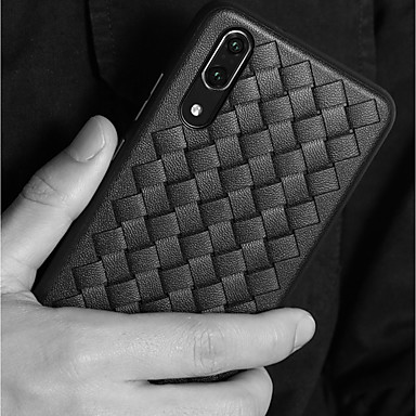 economico Custodie per tablet-Custodia Per Huawei MediaPad P20 / P20 lite Ultra sottile Per retro Tinta unita Morbido TPU per Huawei P20 / Huawei P20 lite / P10 Plus