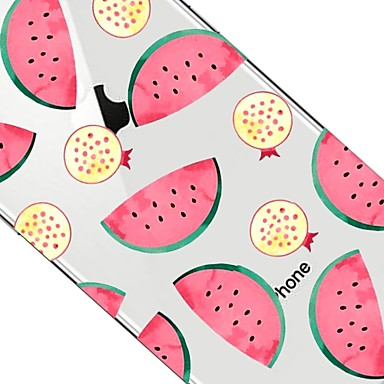 06749165 disegno X TPU 8 per Transparente Custodia Plus Frutta Apple iPhone iPhone X iPhone iPhone Morbido iPhone Per Per Fantasia retro 8 8 nqpBqwFA8S