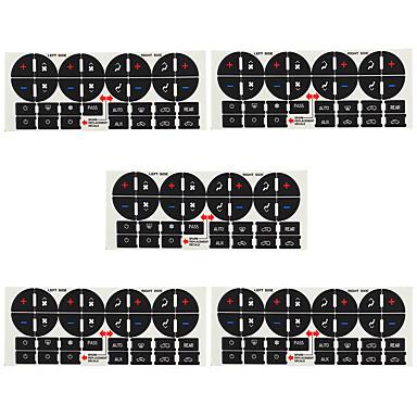voordelige Head-up displays-Autoproducten Center Stack Covers DHZ auto-interieurs Voor Buick Universeel Excelle / Kroon