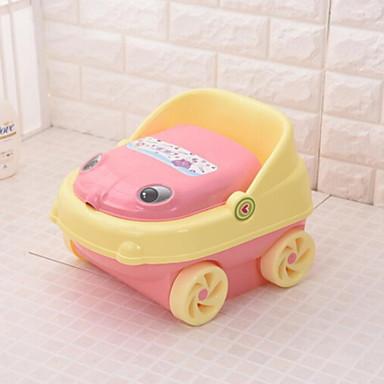 قعادة للأطفال / تصميم جديد / قابل للنقل معاصر / العادي / كرتون PP 1PC اكسسوارات المرحاض / ديكور الحمام