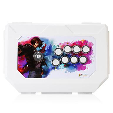 POWKIDDY K7 Kablolu Joystick Uyumluluk Sony PS3 / PC ,  Joystick ABS 1 pcs birim