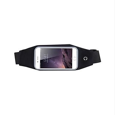 voordelige Galaxy S-serie hoesjes / covers-hoesje Voor Samsung Galaxy S8 Waterbestendig / SportArmband / Schokbestendig Armband Effen Zacht Muovi