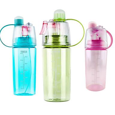 DRINKWARE أواني الشرب اليومية / أواني الشرب الطريفة / أكواب الشاي البلاستيك المحمول / مصغرة / هدية صديقها التدريب / الرياضة & في الخارج