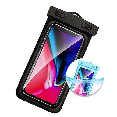 حقيبة الهاتف الخليوي حقيبة للماء جاف إلى iPhone X iPhone XR iPhone XS خفة الوزن 6.5 بوصة PVC 30 m / iPhone XS Max