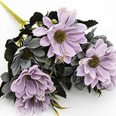 زهور اصطناعية 1 فرع كلاسيكي الحديث المعاصر الزهور الخالدة