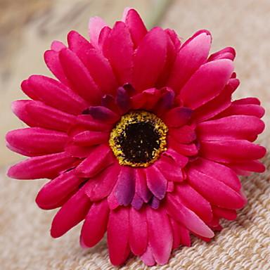 زهور اصطناعية 1 فرع فردي الحديث المعاصر أسلوب بسيط الزهور الخالدة أزهار الطاولة