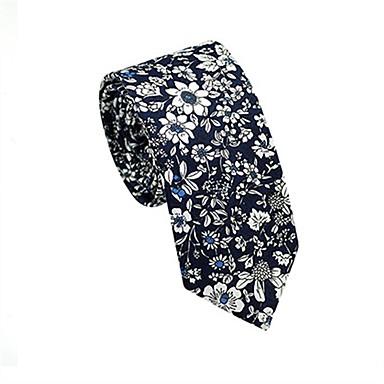 ربطة العنق أوراق استوائية ورد / ألوان متناوبة للجنسين حفلة / أساسي
