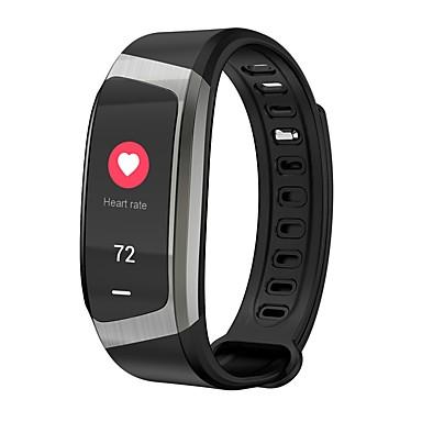 זול שעונים חכמים-BoZhuo E18 יוניסקס חכמים שעונים Android iOS Blootooth עמיד במים מוניטור קצב לב מודד לחץ דם כלוריות שנשרפו מעקב אימון מזכיר שיחות מעקב שינה תזכורת בישיבה Alarm Clock / מד צעדים / שליטה במצלמה