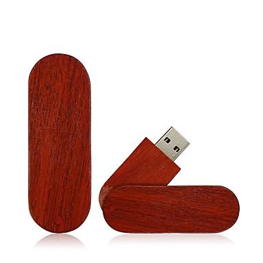 ieftine USB Flash Drives-Ants 2GB Flash Drive USB usb disc USB 2.0 Lemn / Bambus Rotativ
