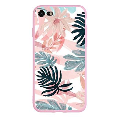 iPhone iPhone 06787870 TPU Apple iPhone 8 Per Plus iPhone 8 iPhone Per 7 Plus Custodia Piante iPhone per Fantasia 8 X retro disegno Morbido X w0IqZxA