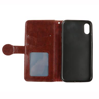 Fiore iPhone portafoglio Resistente Con Plus iPhone Per decorativo Integrale per iPhone 8 06787828 X 8 supporto carte Apple iPhone Porta X credito iPhone 8 TPU Custodia di A TIqwZ0T