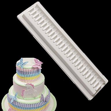 1PC هلام السيليكون 3D المطبخ الإبداعية أداة اصنع بنفسك لأواني الطبخ قوالب الكيك أدوات خبز