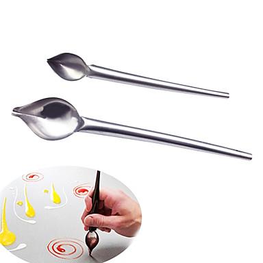 1PC الفولاذ المقاوم للصدأ قادم جديد اصنع بنفسك Everyday Use أدوات المطبخ الحديثة أدوات حلوى أدوات خبز