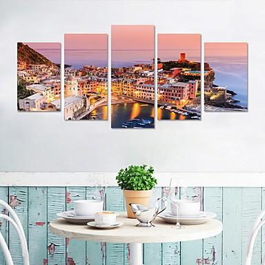 لواصق حائط مزخرفة - لواصق حائط الطائرة / لواصق مناظر طبيعية / ريفي غرفة الجلوس / غرفة النوم