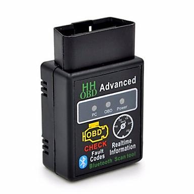 hhobd torque android bluetooth obd2 wireless poate adaptor de interfață scaner de autobuz