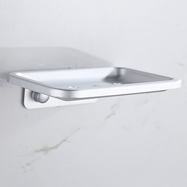 Soap Dishes & Holders New Design / Cool Modern Aluminum 1pc Wall Mounted