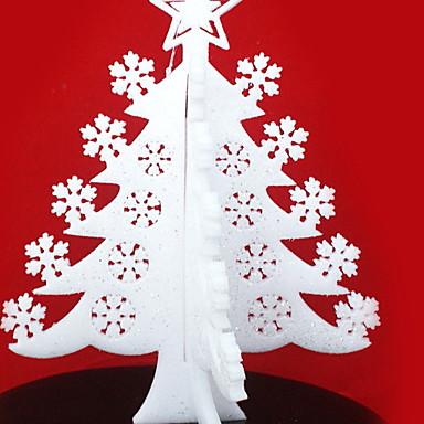 عيد الميلاد الحلي عطلة بلاستيك شجرة عيد الميلاد حداثة زينة عيد الميلاد