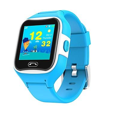 SMA M2 أطفال الساعات الاطفال Android iOS بلوتوث GPS رياضات شاشة لمس إسبات الطويل مكالمات بدون يد تذكرة بالاتصال متتبع النشاط أجد هاتفي / GSM(850/900/1800/1900MHz) / حساس الجاذبية / حساس الضوء