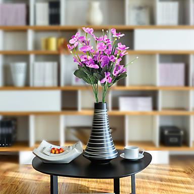 زهور اصطناعية 1 فرع كلاسيكي أوروبي أسلوب بسيط الزهور الخالدة أزهار الطاولة